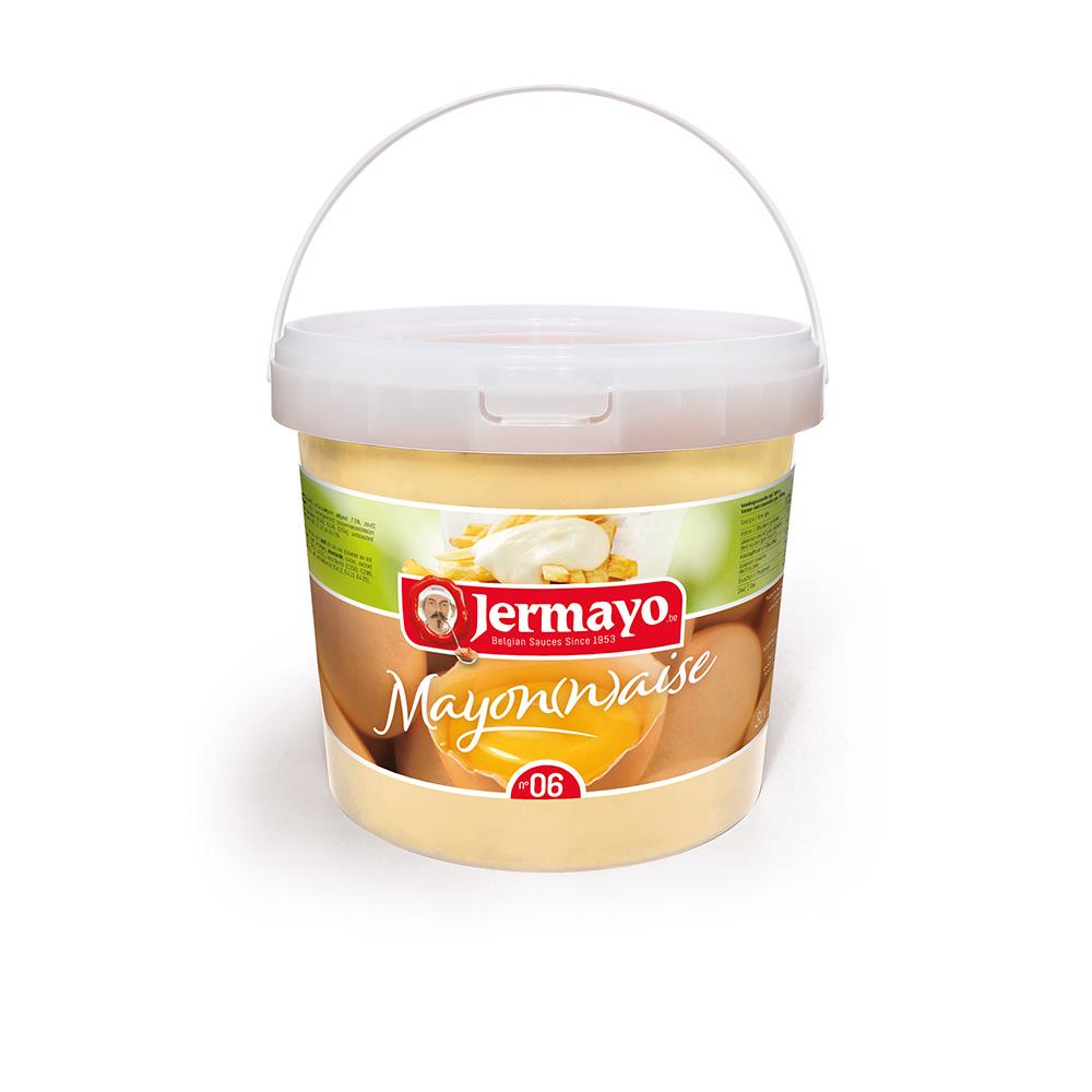Mayonnaise - Bucket 3L - Cold sauces