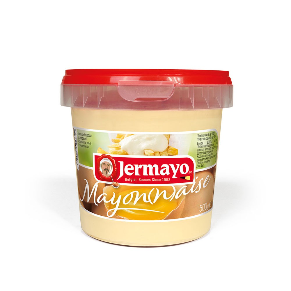 Mayonnaise - 6 x 500g - Cold sauces
