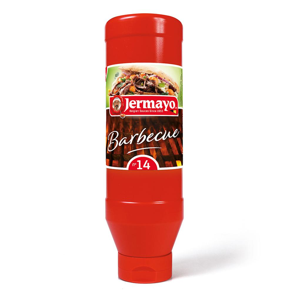 Barbecue - 6 x tube d'1L - Sauces froides