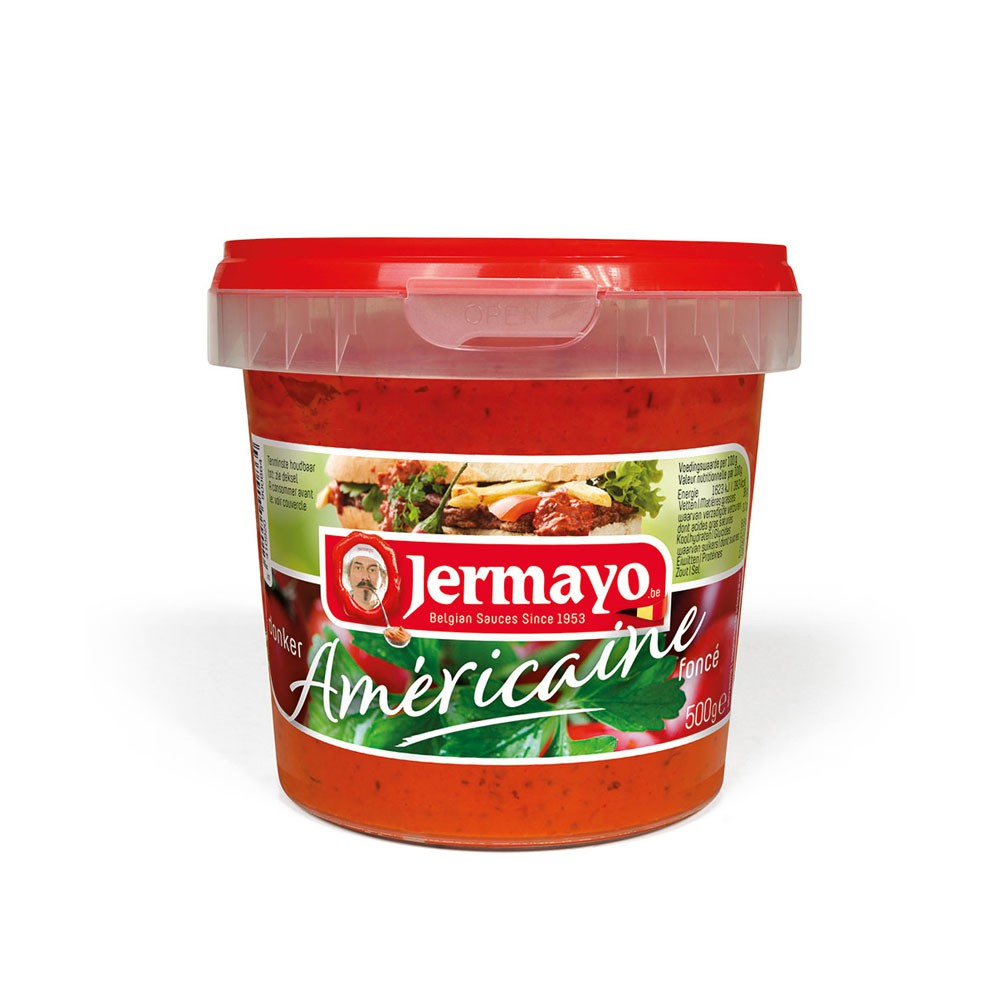 American sauce - 6 x 500g - Cold sauces