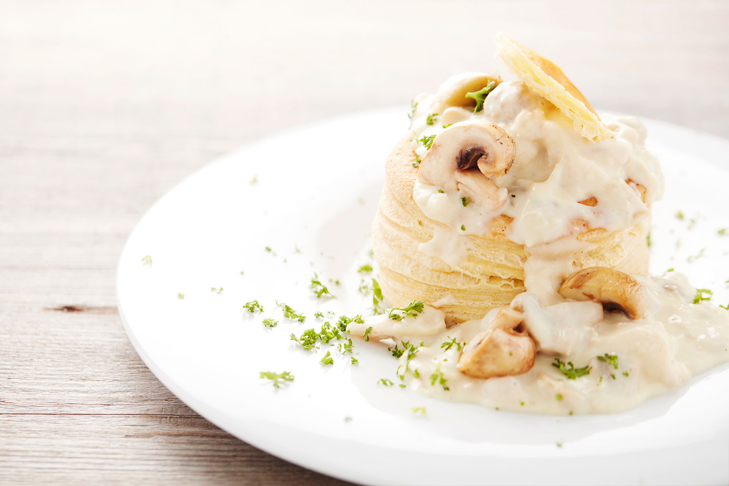 Vol au vent klassiek